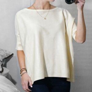 Lauren Ralph Lauren Short Sleeve Dolman Sweater
